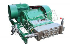 <b>高压试压泵的结构特色及设备注意事项有哪些?</b>