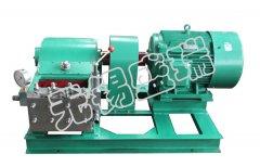 高压清洗机生产厂家简述清洗机技术原理发展趋